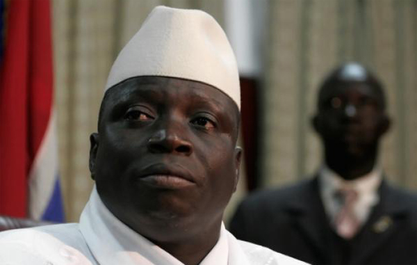 Gambian commission probes ex-president's spending