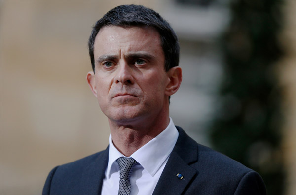 Ex-PM Valls quits French Socialists