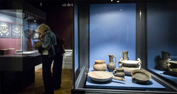 Netherlands to turn over Crimean treasures to Ukraine