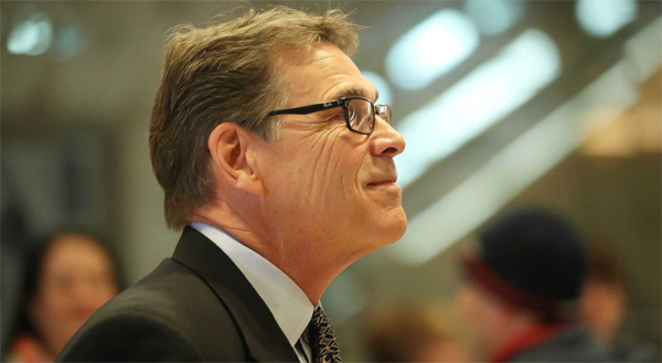 Former Texas governor Perry picked as US Energy Chief