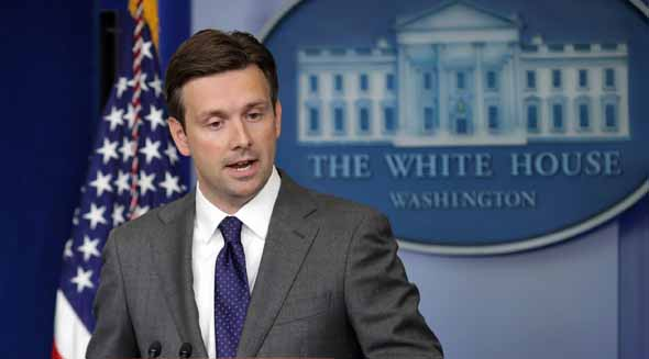 White House: claims of US inaction in Syria 'offensive'
