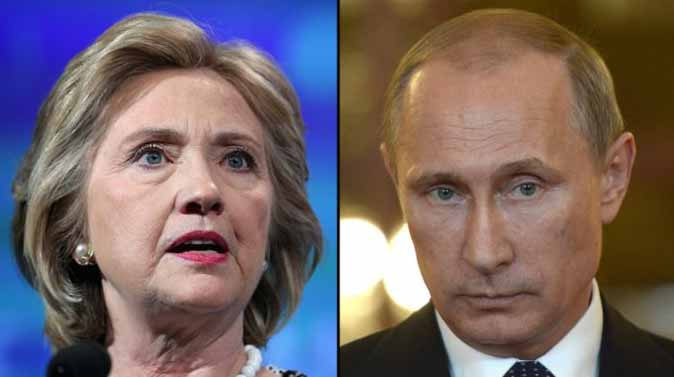 Putin personally intervened in US election hack