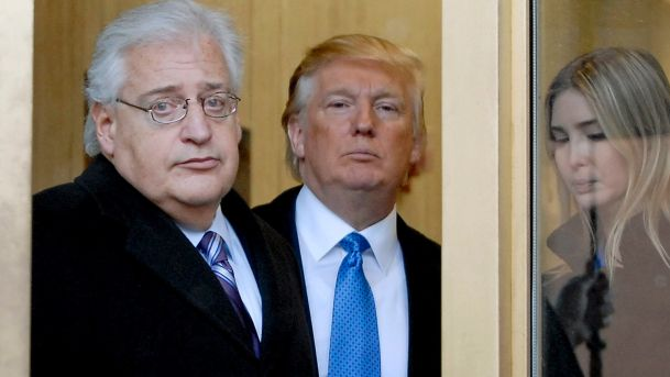 What we know about Trump ambassador pick for Israel