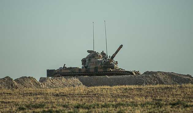 Turkish soldier killed in north Syria operations