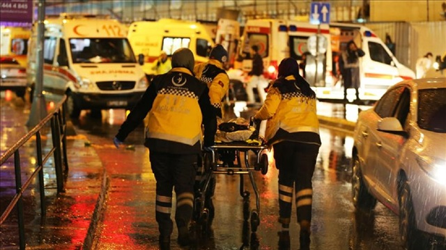 39 killed in armed attack at Istanbul nightclub