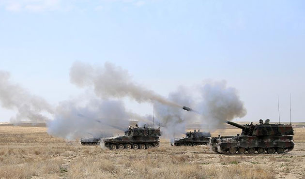 Turkey's anti-ISIL op. backed by 14 military chiefs
