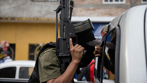 Mexico probes drug links to deadly club shooting