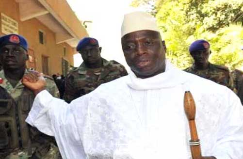 Nigeria should consider asylum for The Gambia's Jammeh