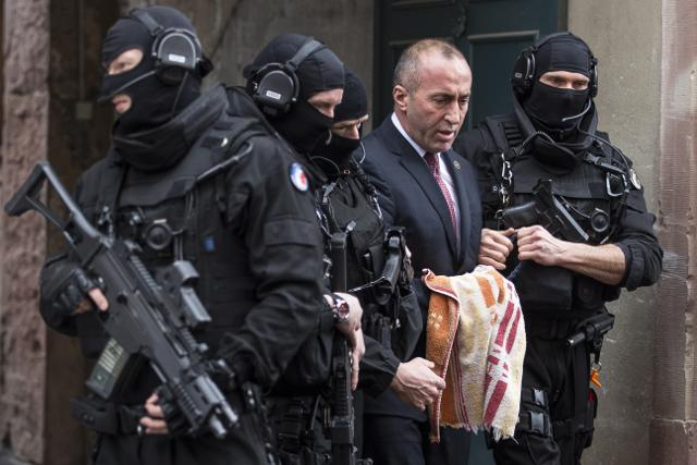 Haradinaj's lawyer: 'Convinced that he will be fully released'