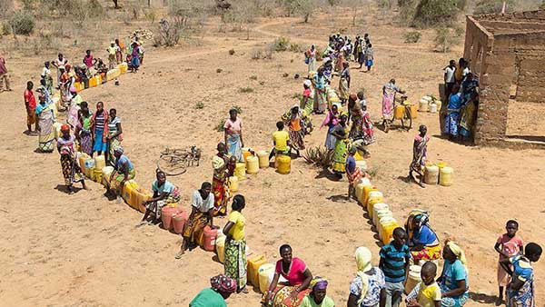 2M Kenyans face starvation