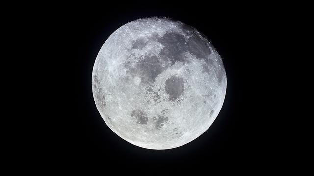 Moon much older than previous thought