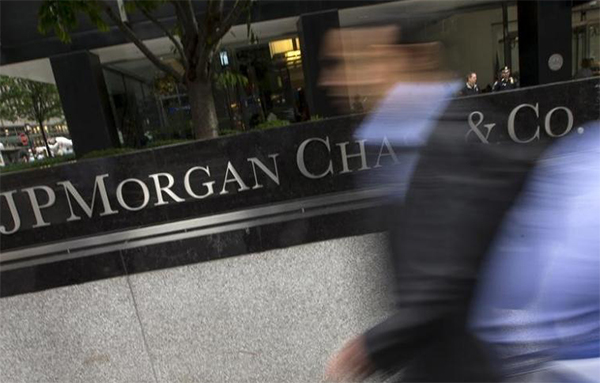 US accuses JP Morgan Chase of mortgage discrimination