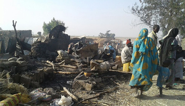 Nigeria: Nearly 8,000 taken from Boko Haram lairs
