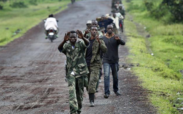 UN mission denies presence of M23 rebels in DRCongo