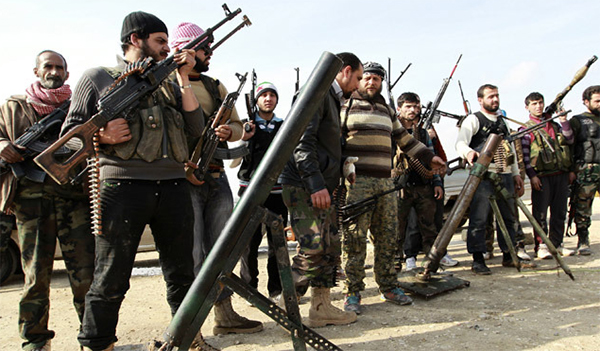 Syria regime, rebels set for first face-to-face at Astana