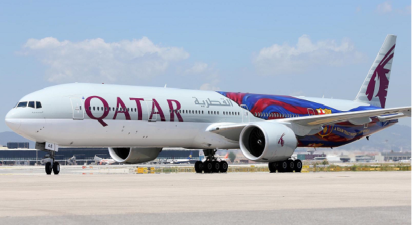 Qatar Airways suspends flights to Erbil, Sulaymaniyah