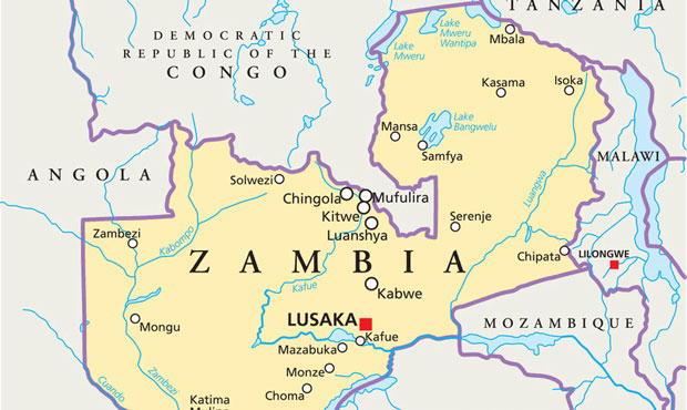 Zambia: Arson targets major bank, market in capital