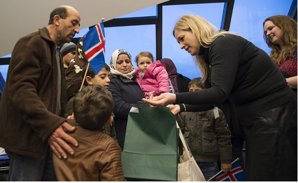 Iceland, an unexpected Arctic asylum for Syrian refugees