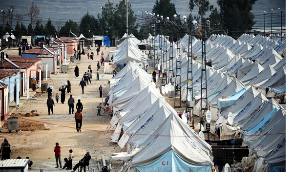 UN wants $3.5 bn to support Syrian refugees in Turkey