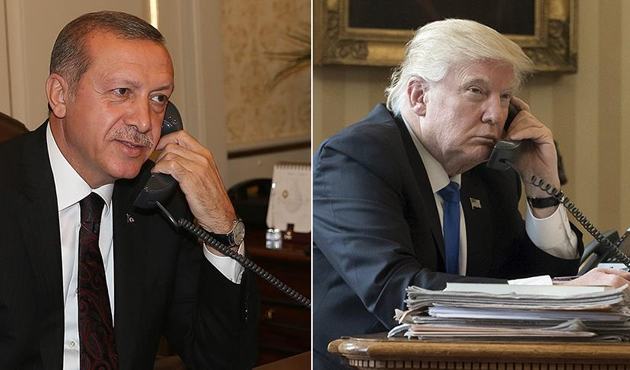 Trump vows NATO support in call with Turkish president
