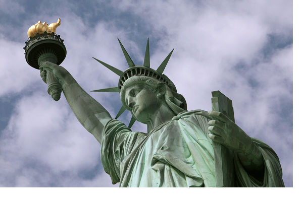 The Arab roots of US Statue Lady Liberty