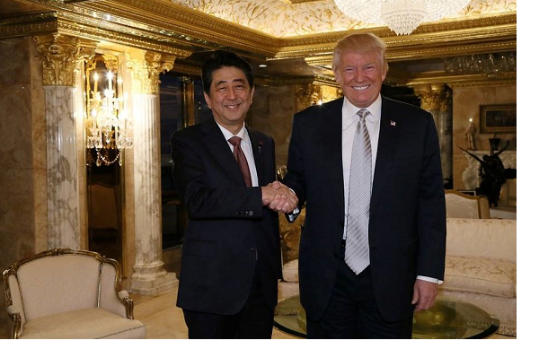 Japan firm drops Mexico plant plan over Trump warnings