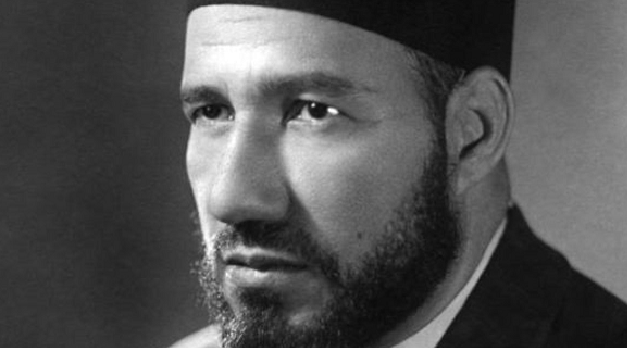 Hassan al-Banna, the founder of Muslim Brotherhood