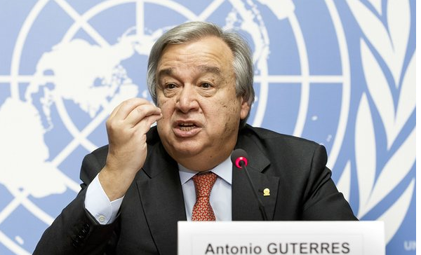 UN chief urges Maldives government to respect court ruling
