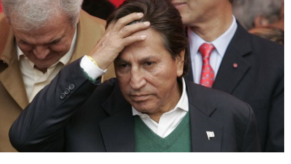 Peru asks Trump to consider deporting ex-president Toledo