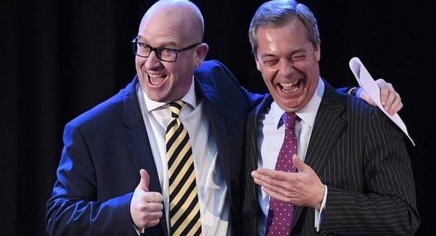 UKIP conference this week post Brexit euphoria