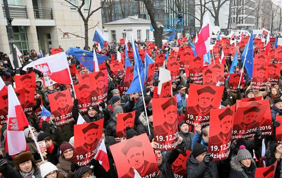 EU must punish Poland over court crisis: rights groups