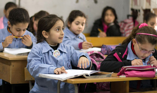 Syrian children need a common curriculum: Experts
