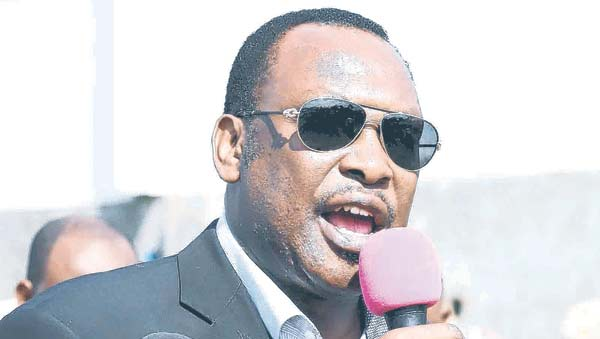 Tanzanian opposition leader arrested over drug claims