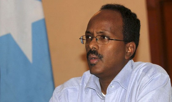 Somali president says no quick fix for nation's woes