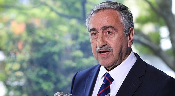 Turkish Cypriot head rules out 'fruitless' peace talks