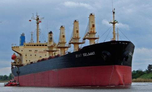 Dutch ship fined for pollution in Turkish gulf