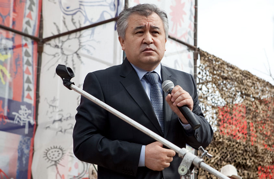 Protests as Kyrgyz opposition leader arrested