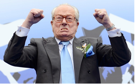 Jean-Marie Le Pen fined for Roma comment