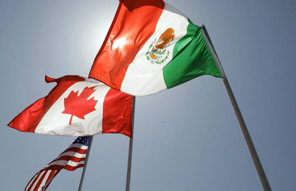 Canada, Mexico say free trade deal must include US