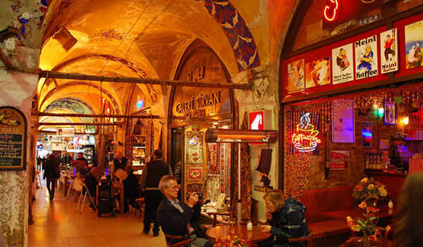 Istanbul's iconic Grand Bazaar gets makeover