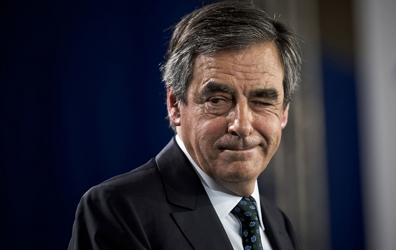 France's Fillon charged over 'fake jobs' scandal