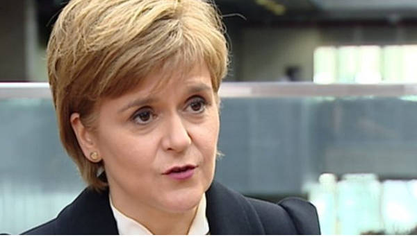 Scotland must have a choice, says Sturgeon