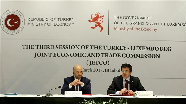 Luxembourg invites Turkish banks to open branches