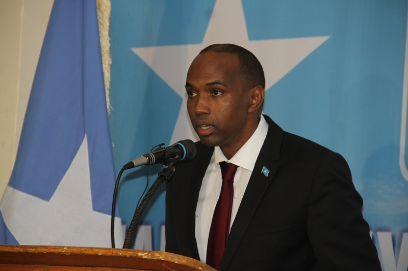Somali prime minister replaces three Cabinet ministers