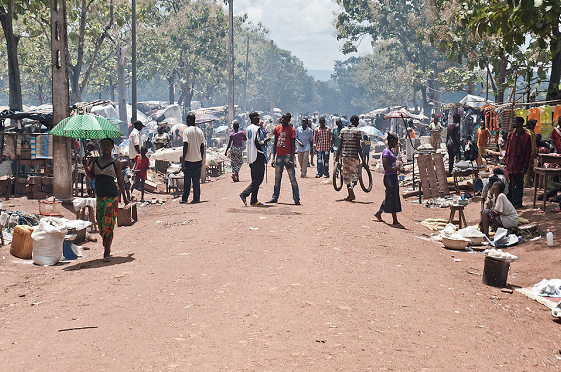 At least 50 killed by armed men in Central African Republic