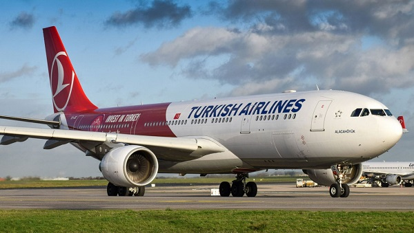 1st Turkish plane lands in Iraq's Erbil after ban lift
