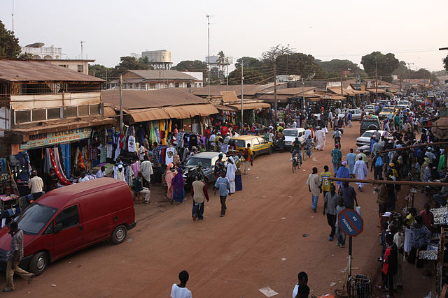 Gambia president struggles with economic growth in 2017