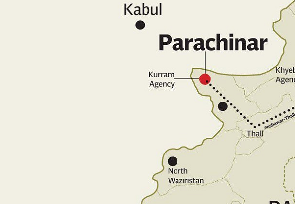 At least 22 killed in explosion in NW Pakistan
