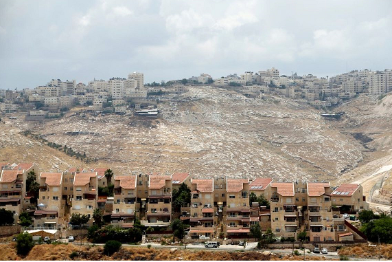 UK condemns Israeli plans for new West Bank units