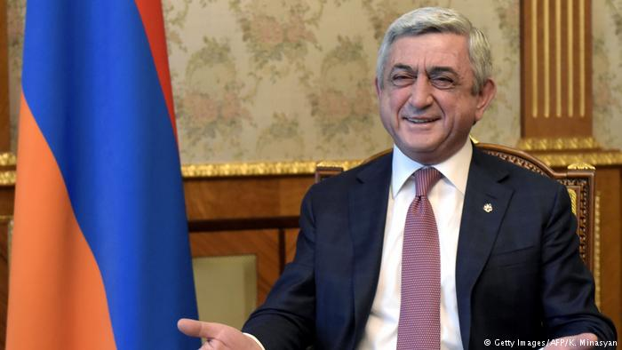 President's party wins Armenia election